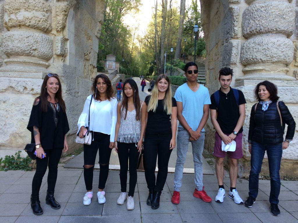 6 entrée Alhambra